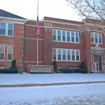 The Board of Education Building at 389 St. Clair